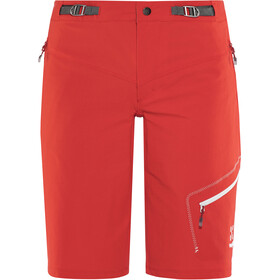 Haglöfs Lizard korte broek Dames, pop red
